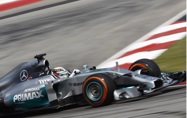Gp Italia: A Monza Pole position di Lewis Hamilton