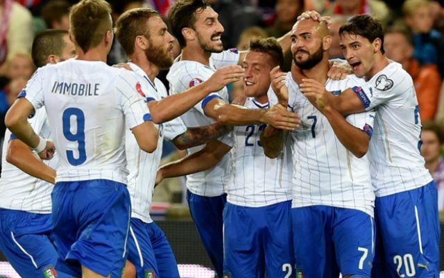 Nazionale, oggi buona sgambata: goleada all'Empoli Primavera, Zaza mattatore
