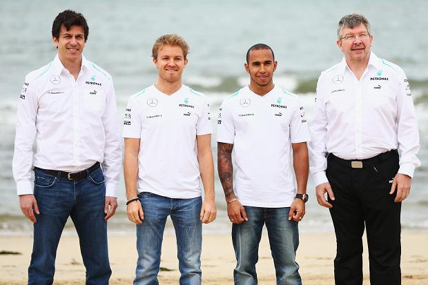 F1 Mercedes: Wolff, Mercedes vettura fenomenale ma…