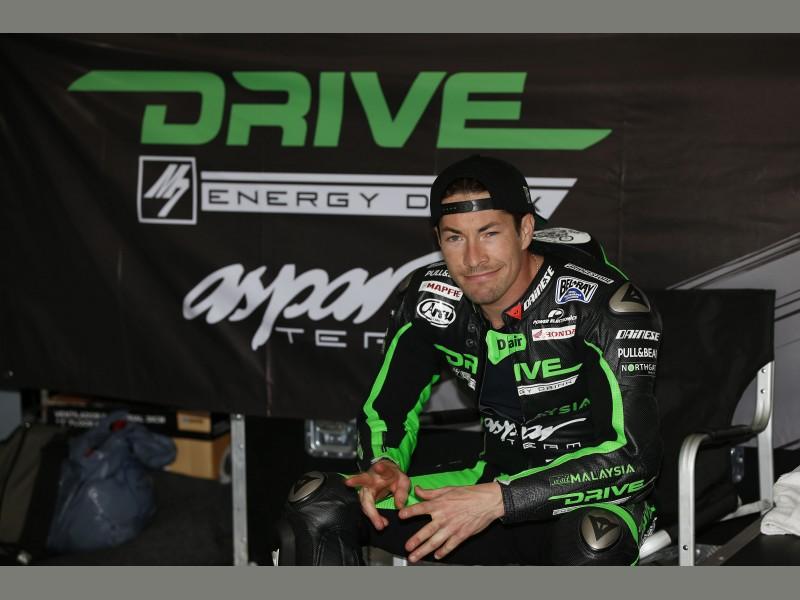 MotoGP: Nicky Hayden torna in pista per Aragon