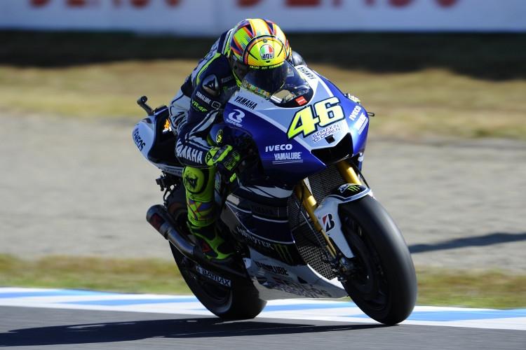 MotoGP: Valentino Rossi a Misano per vincere