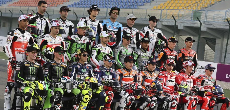 MotoGP mercato piloti: I piloti del Motomondiale 2015