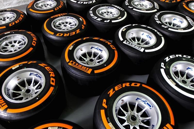F1: Pirelli annuncia le gomme Suzuka e Sochi