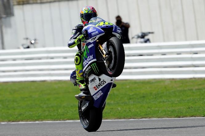 MotoGP: Valentino Rossi vince il Gp di Misano