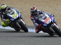 Yamaha MotoGP Lorenzo Rossi
