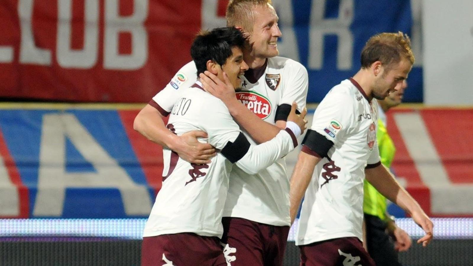 Torino: Barreto infortunato in dubbio per il Verona