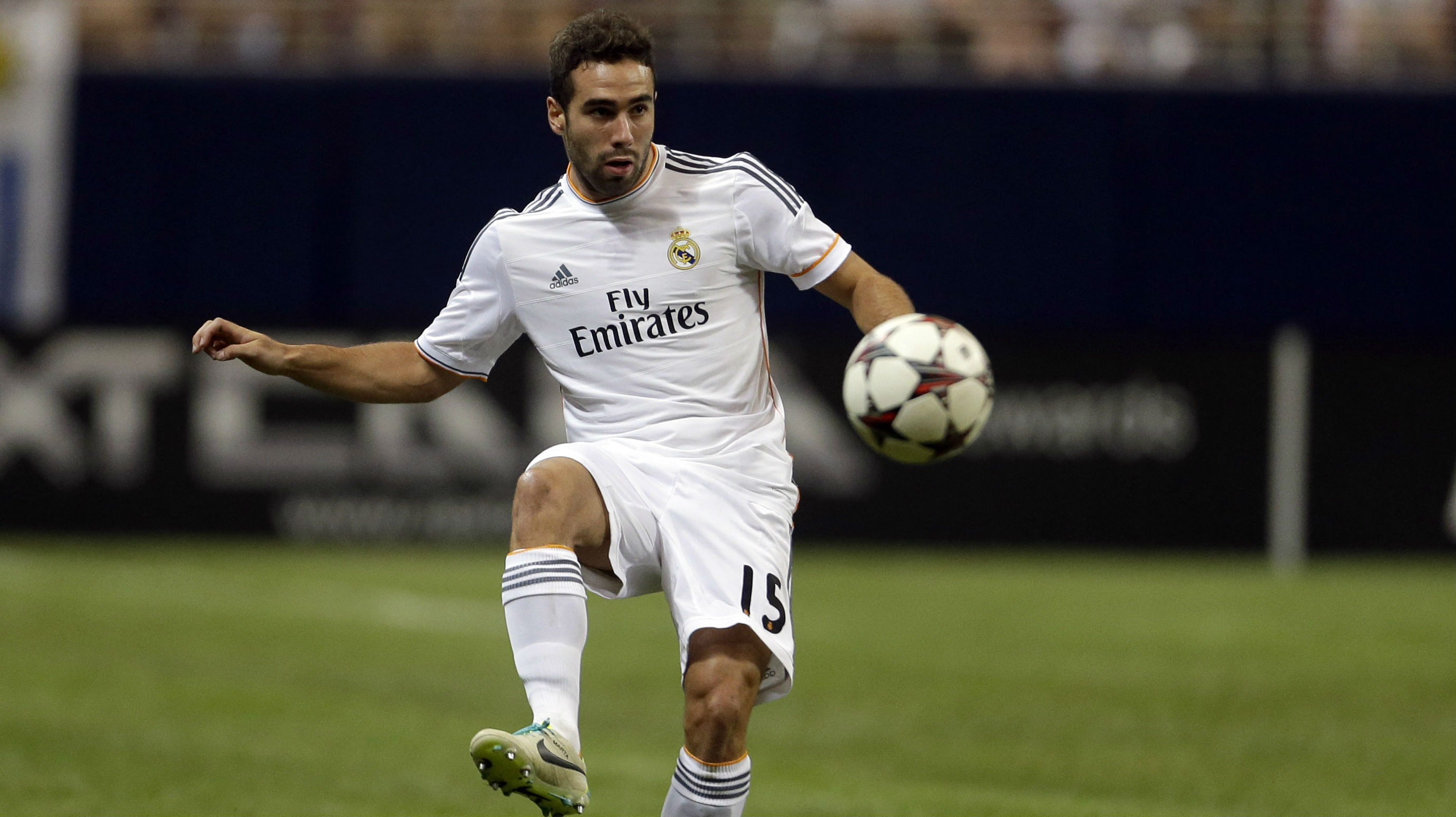 Real Madrid: Carvajal salterà il derby