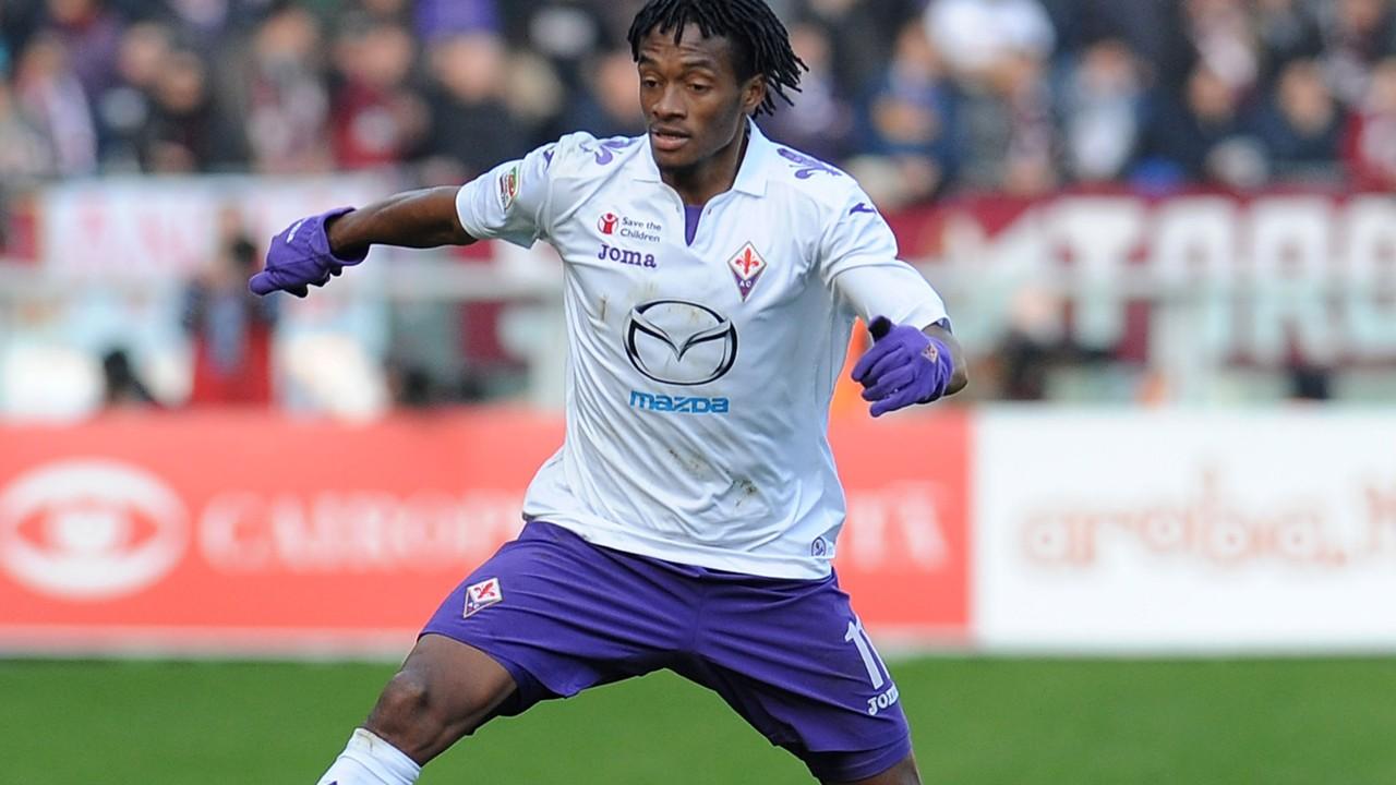 Fiorentina: contro il Genoa finalmente torna Cuadrado