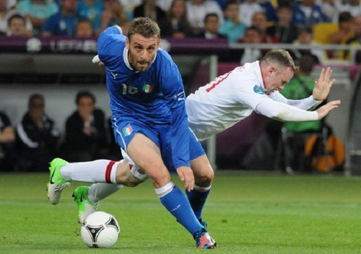 Roma: anche De Rossi non ci sarà contro il Manchester City