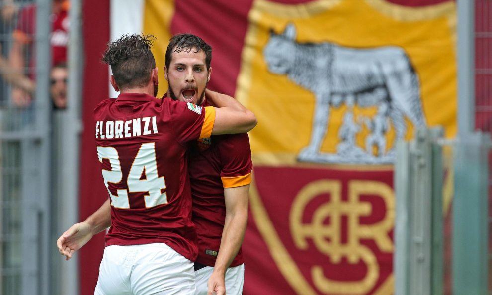 Roma: una passeggiata col Cagliari, partita chiusa in 13 minuti