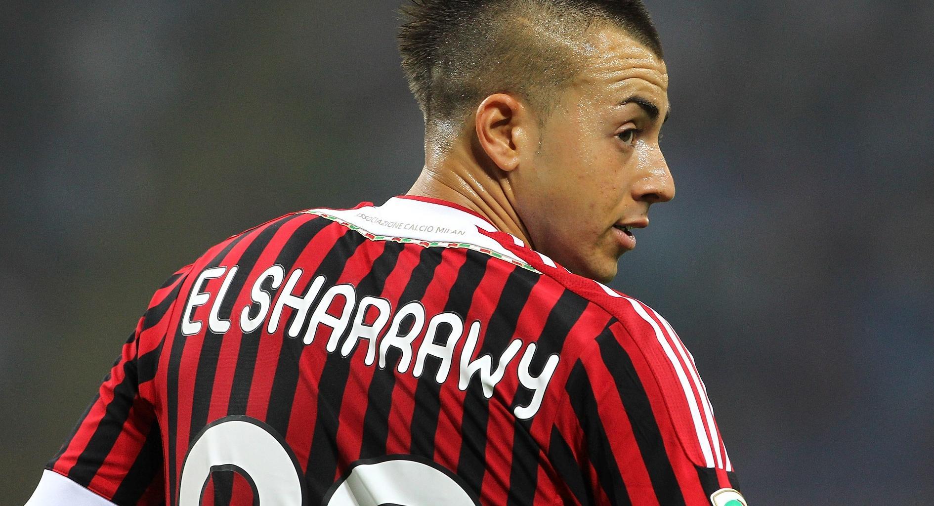 Milan: El Shaarawy lavora con il resto del gruppo