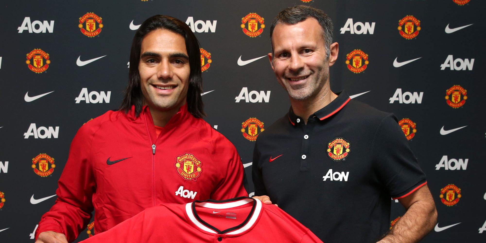 Calciomercato: ufficiale Falcao è del Manchester United