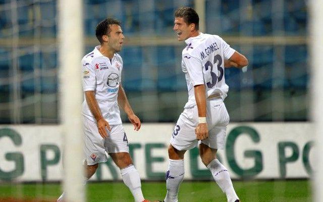 Fiorentina: Gomez ko, salterà la Dinamo Minsk