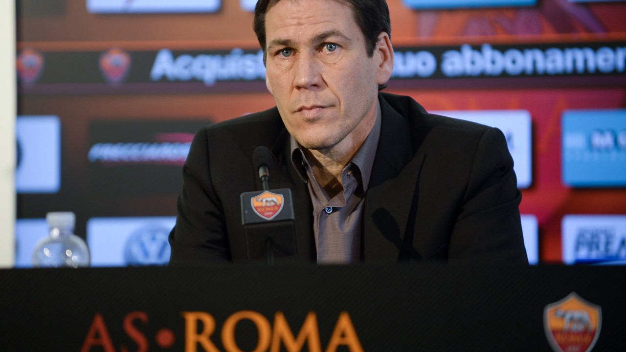 """Garcia: """"Roma la più forte in Italia"""""""