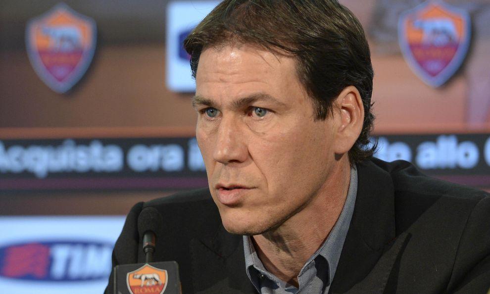 Roma: rifinitura per la partita di domani, assenti gli infortunati