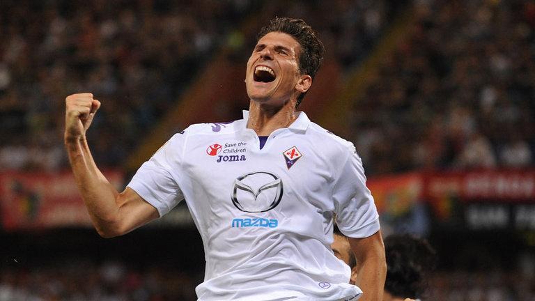 Fiorentina: Gomez infortunato, starà fermo per 3 settimane