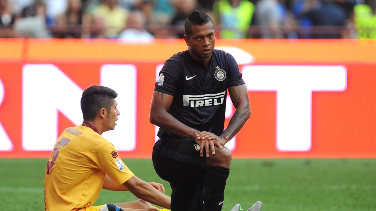 Inter: Mazzarri pensa a Guarin titolare