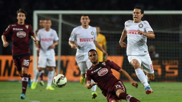Serie A: l'Inter delude in casa del Toro