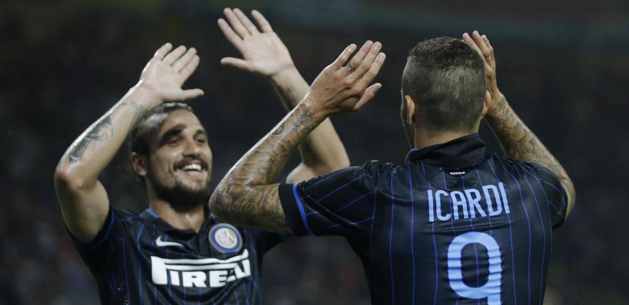 Inter: contro il Sassuolo vietato sbagliare