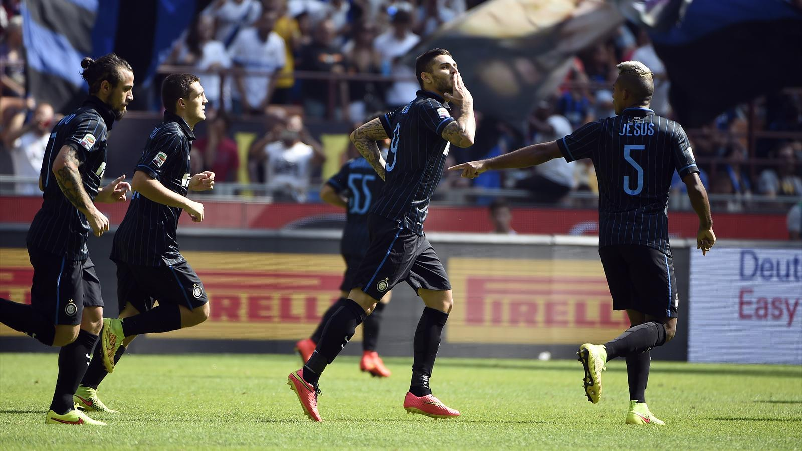 Inter: come un anno fa 7 gol al Sassuolo, Mazzarri felicissimo