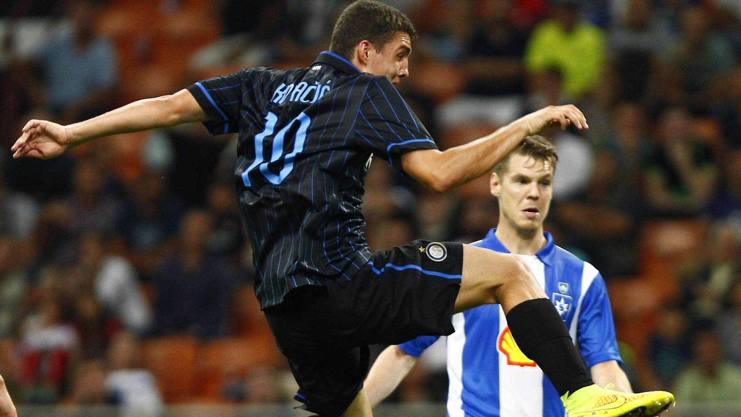 Inter: Kovacic raddoppia il lavoro in vista del Sassuolo