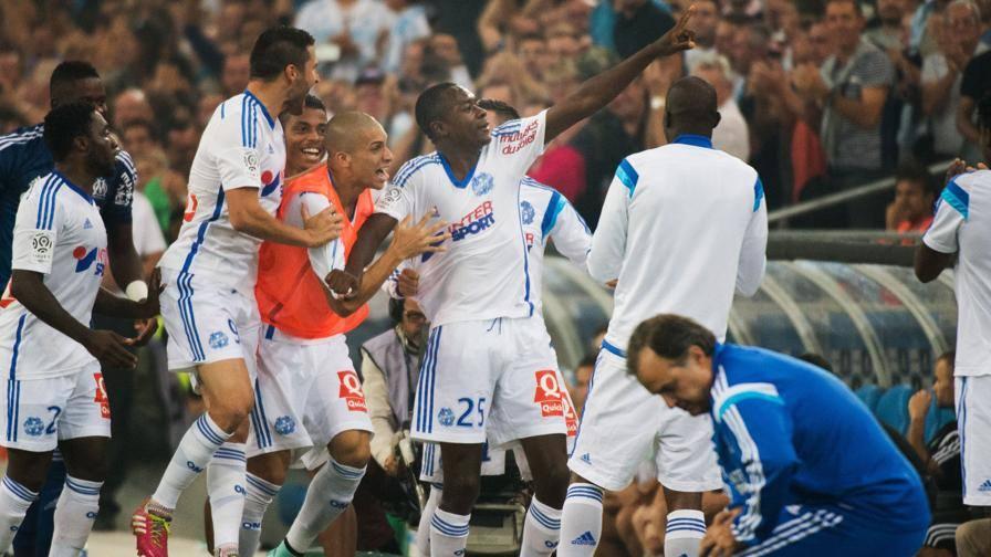 Ligue 1: il Marsiglia è sempre più primo in classifica, Bordeaux secondo