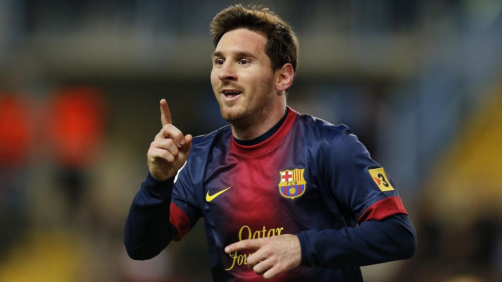 Barcellona: Messi in fase di recupero