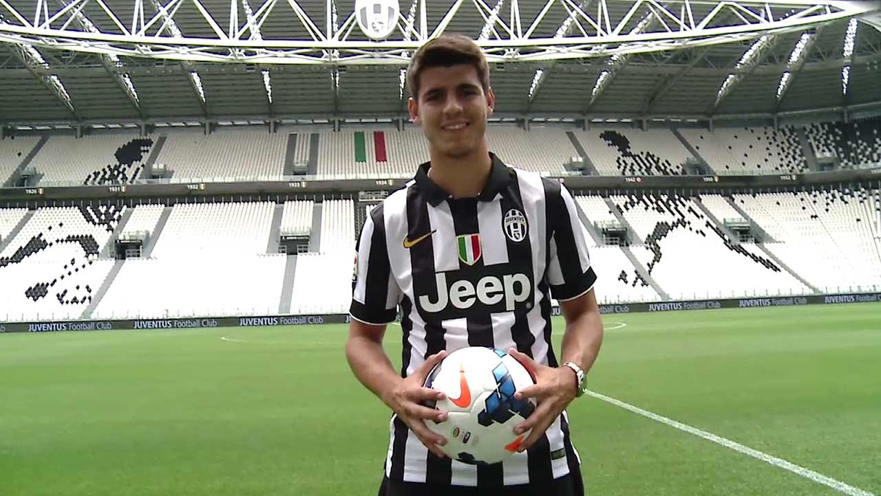 Juventus: Morata e Barzagli tornano ad allenarsi