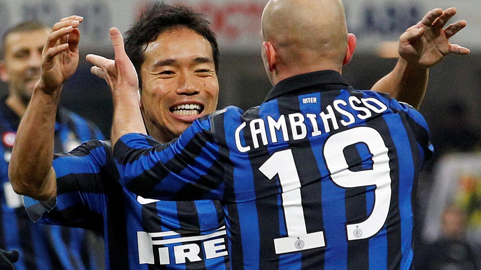 Inter: Nagatomo ai box, potrebbe saltare Palermo