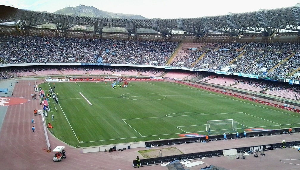 Europa League: momenti di violenza anche per Napoli-Sparta Praga