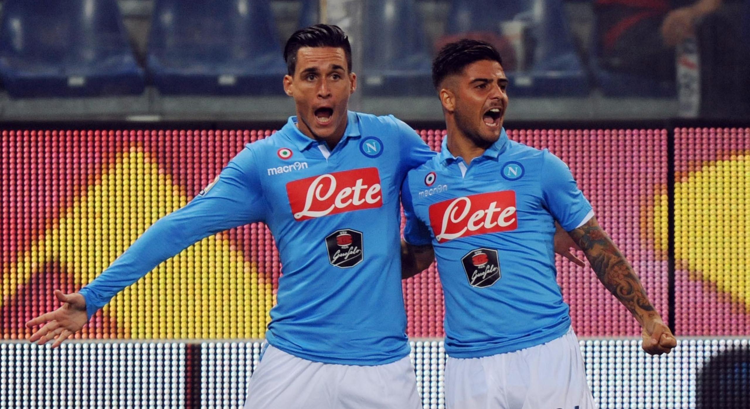 Serie A, Napoli: vittoria sofferta contro il Genoa