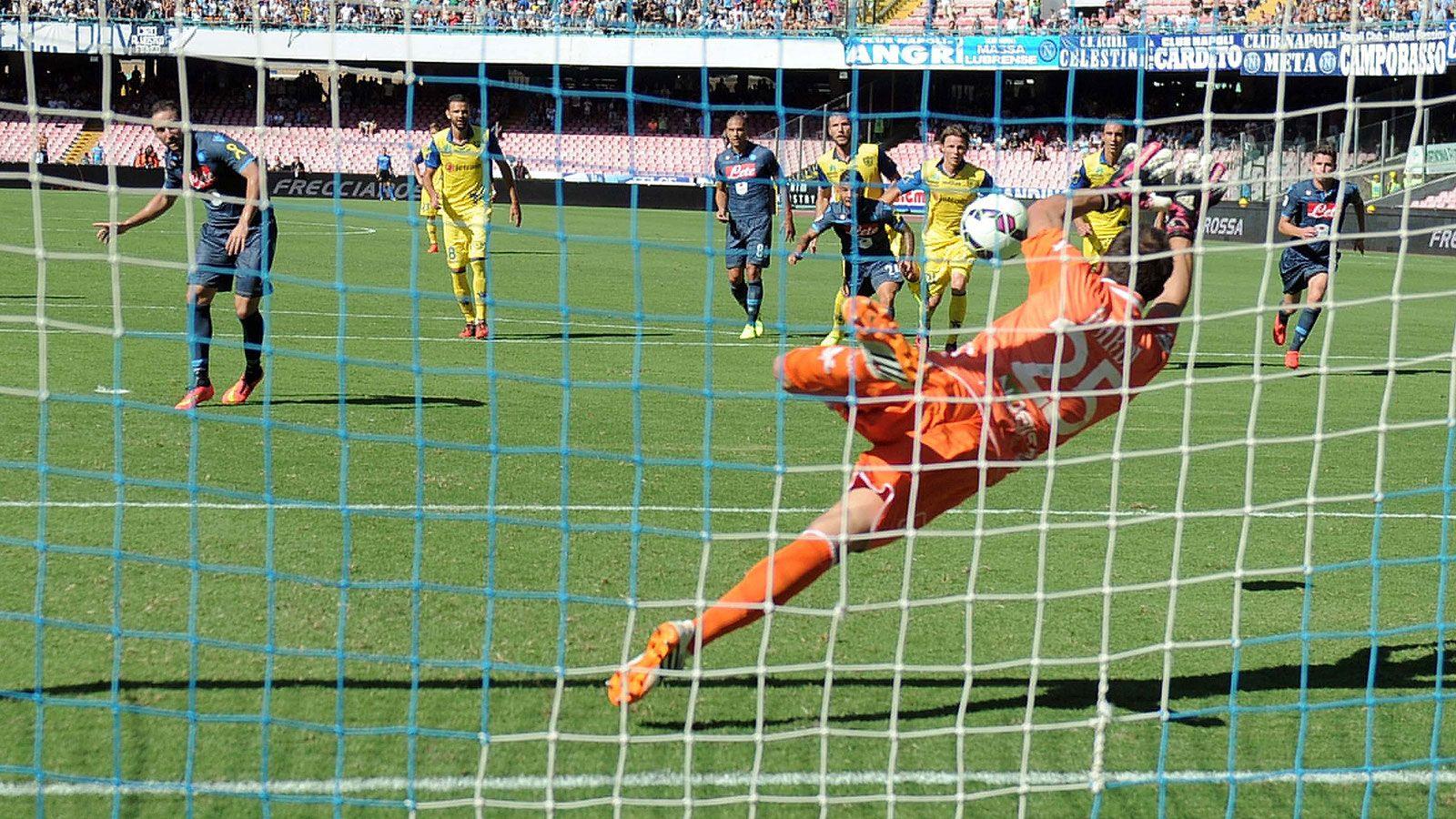Napoli: così non va, prima sconfitta in campionato