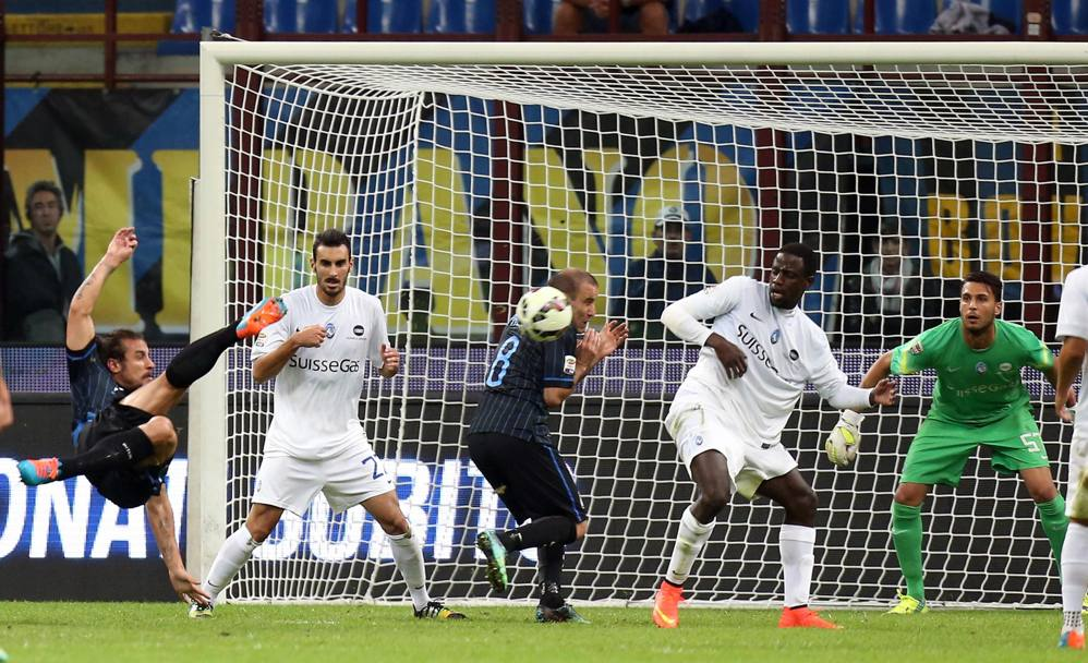 Inter: altri 3 punti in cassaforte, Atalanta battuta