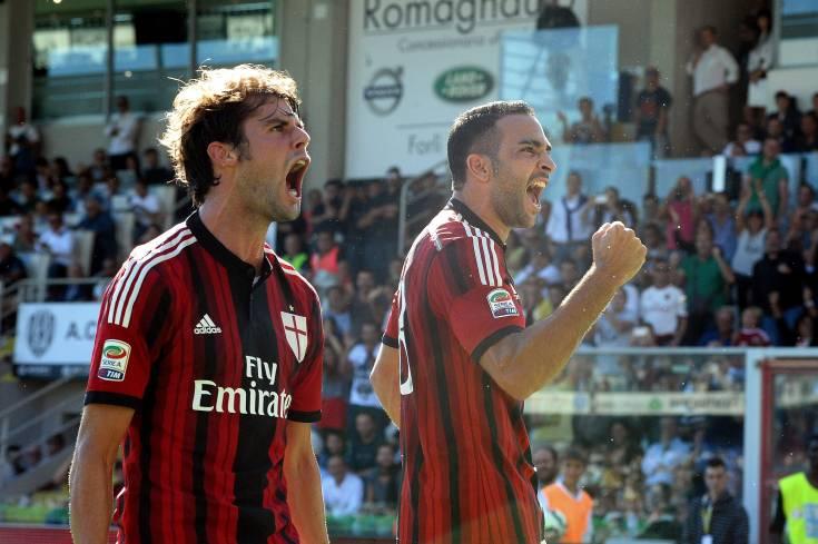 Milan: solo un pari al Manuzzi, tifosi molto delusi