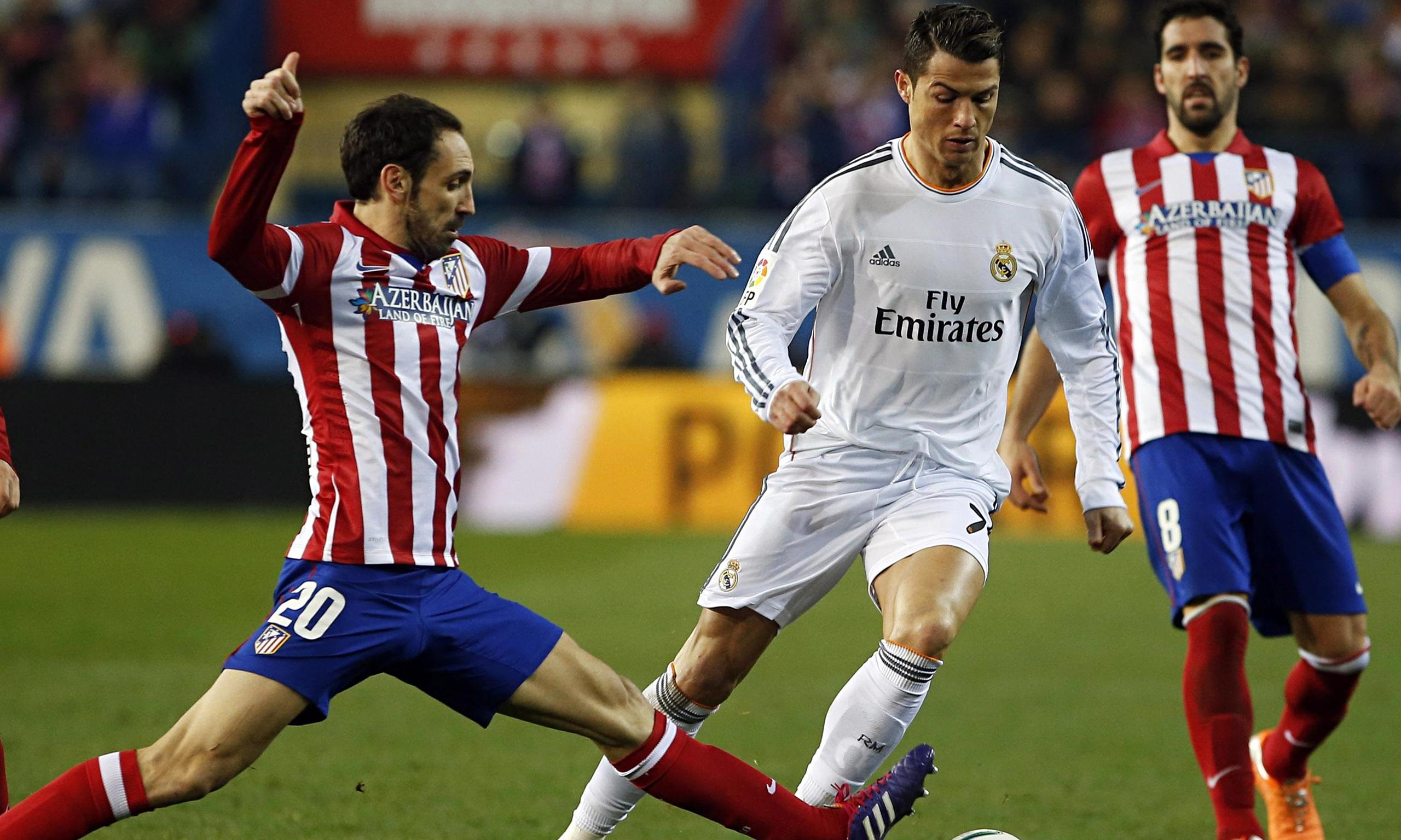 Liga: derby di Madrid, la sfida continua