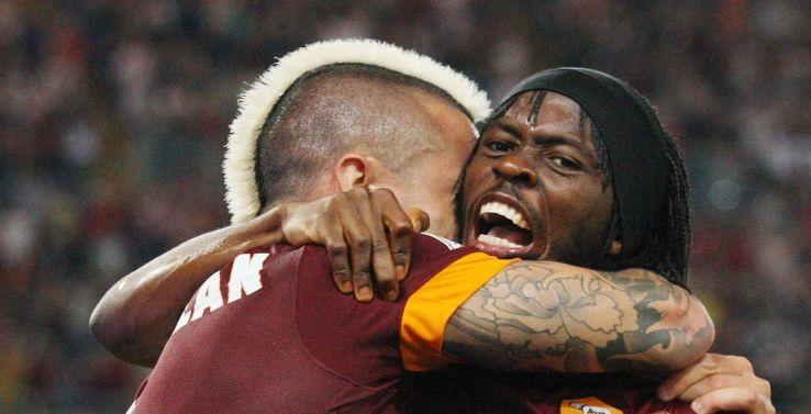 Serie A: la Roma batte la Fiorentina, subito 3 punti
