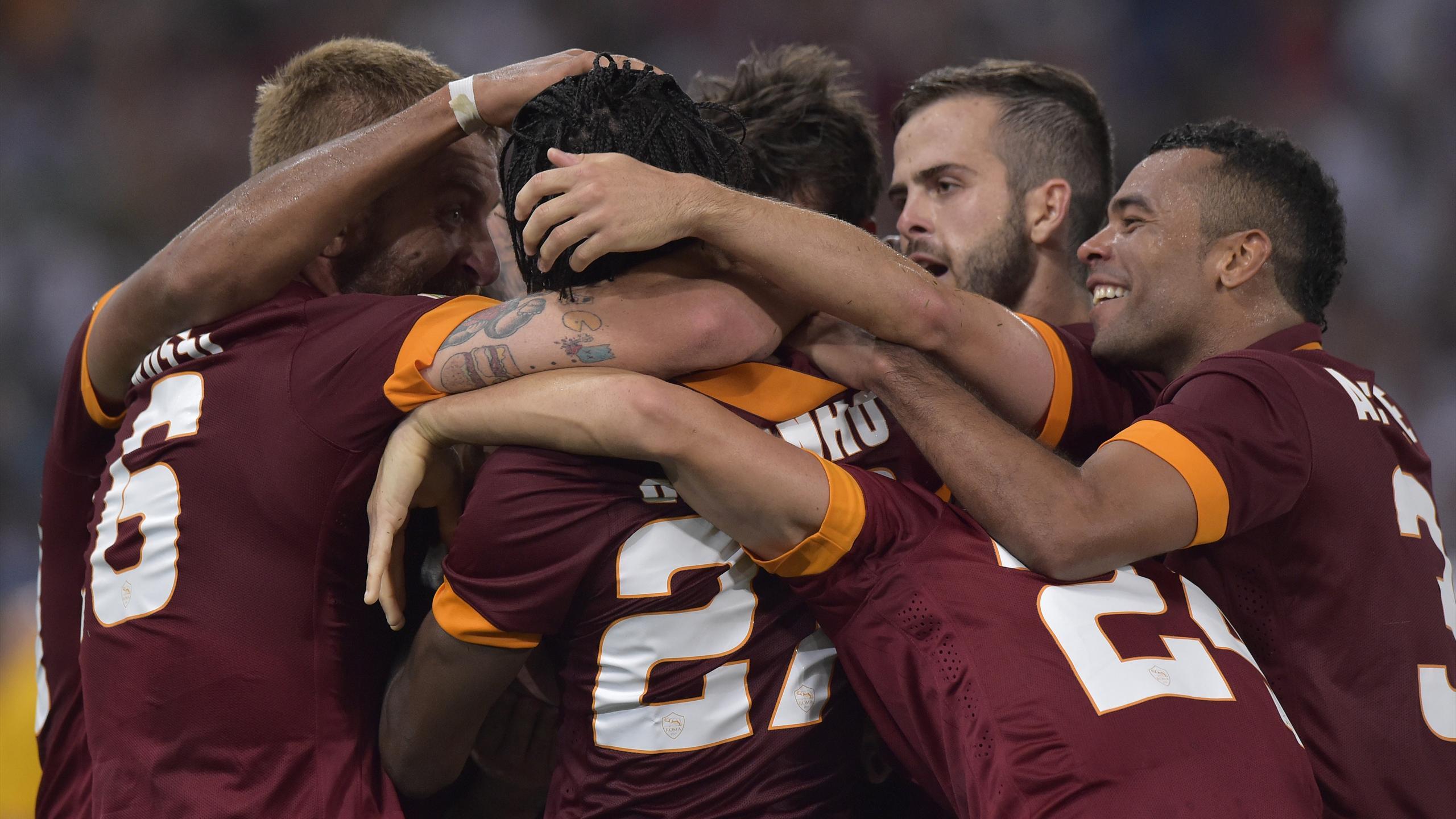 Serie A, Roma: Garcia ha a disposizione due squadre