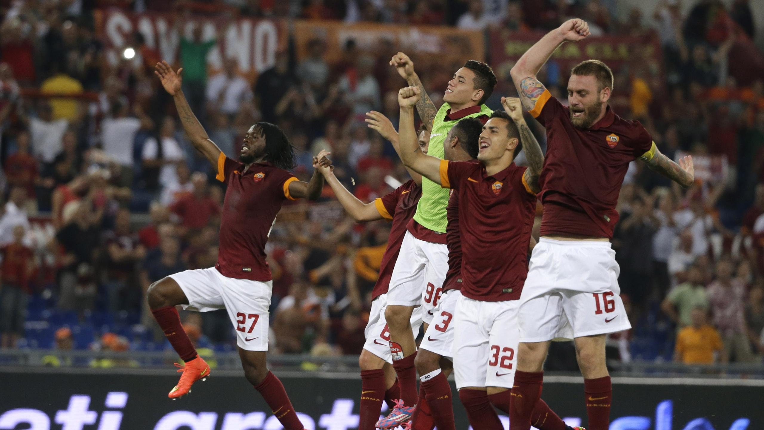 Roma: autogol di Sepe e punteggio pieno