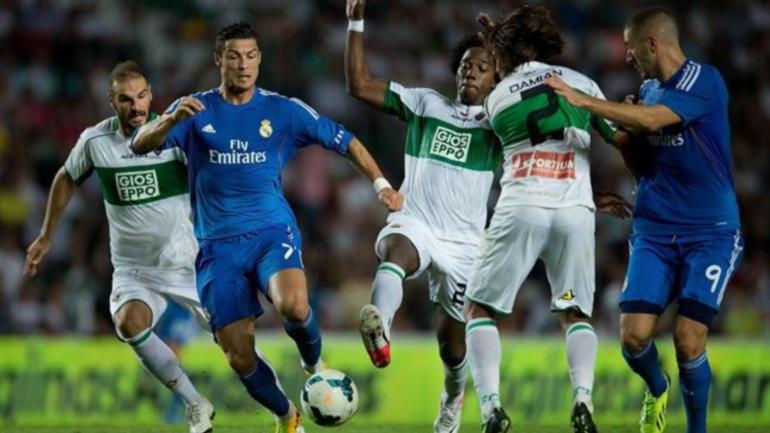 Real Madrid: ancora valanga di gol, 5 reti all'Elche