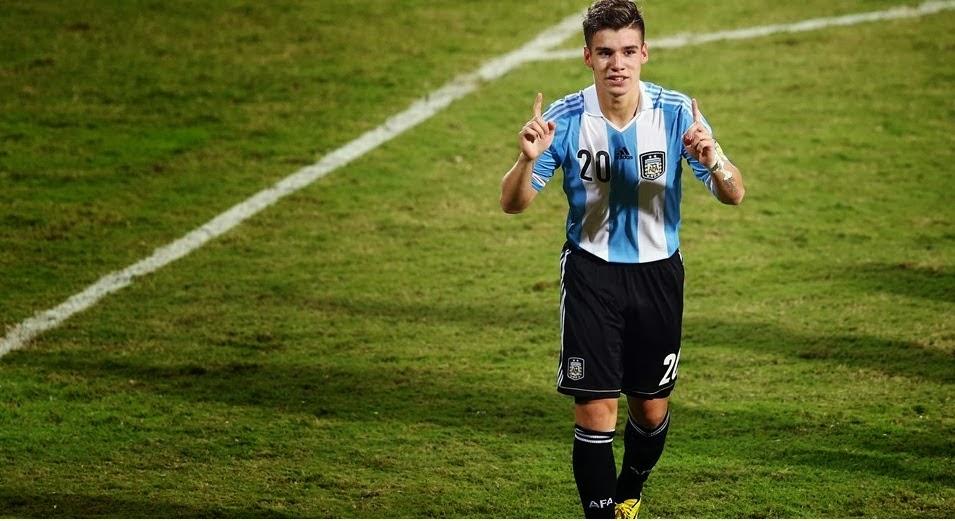 Calciomercato: l'Inter vuole Sanchez del River Plate