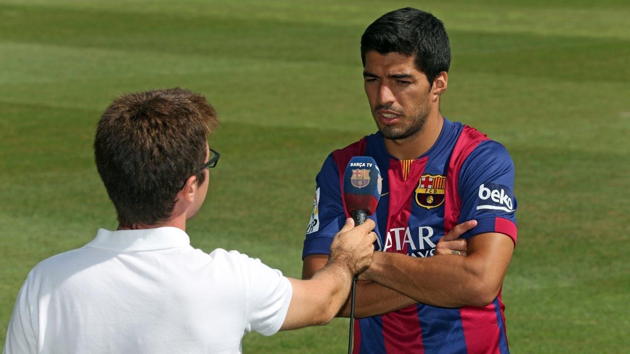 Barcellona: Suarez prepara il suo ritorno