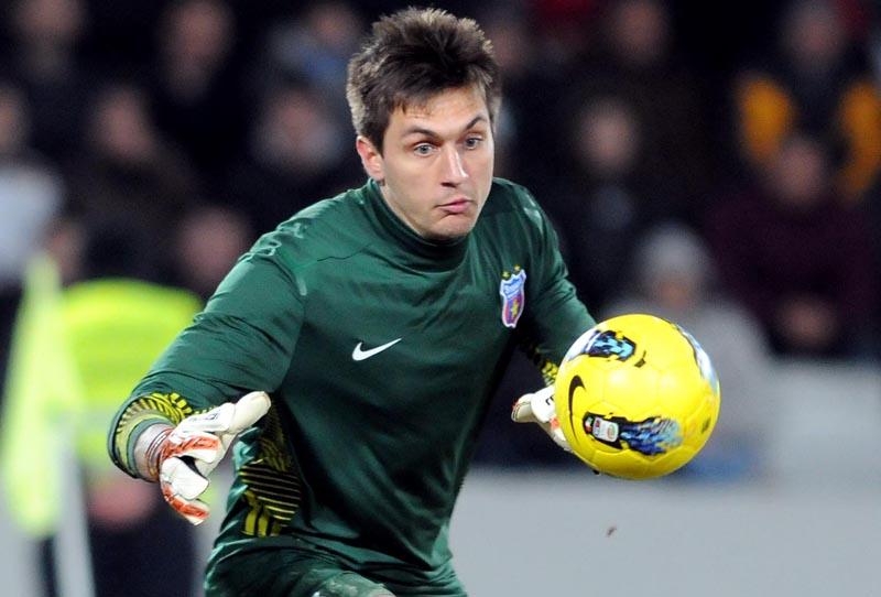 Fiorentina: infortunio per Tatarusanu che salterà l'Atalanta