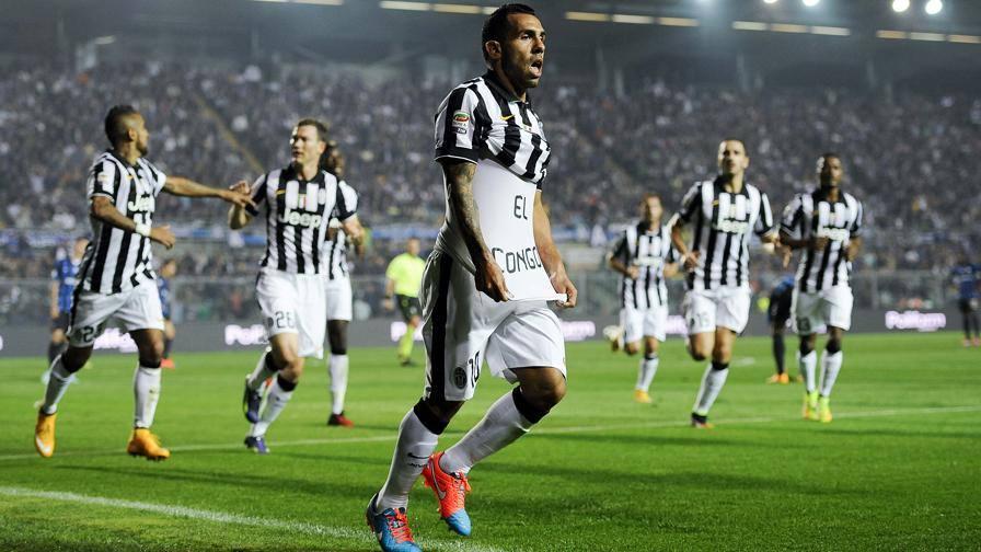 Juventus: vittoria pesante a Bergamo, primo gol di Morata