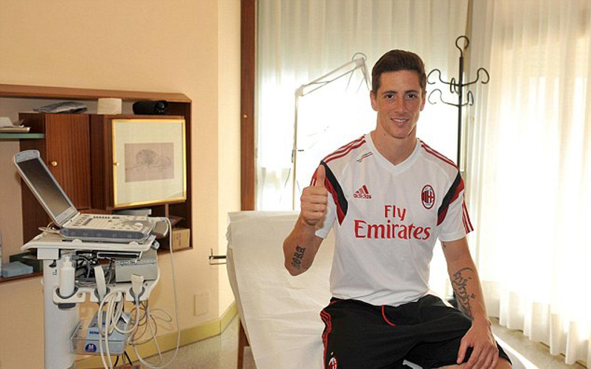 Milan: oggi pomeriggio si riprende, è il momento di Torres