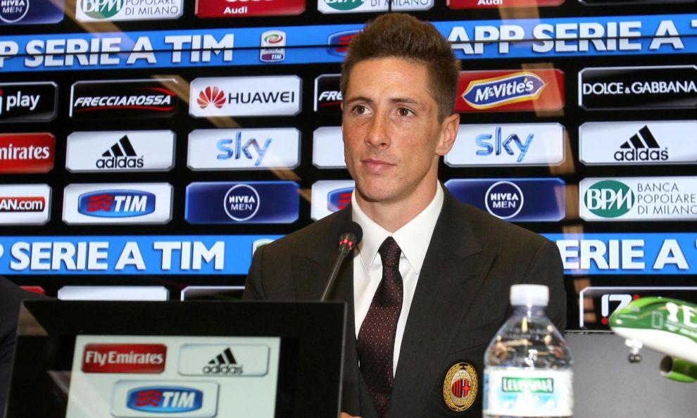 Milan: stasera esordio di Torres con la maglia da titolare