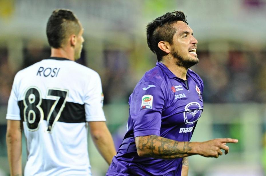 Fiorentina: Vargas non convocato per infortunio