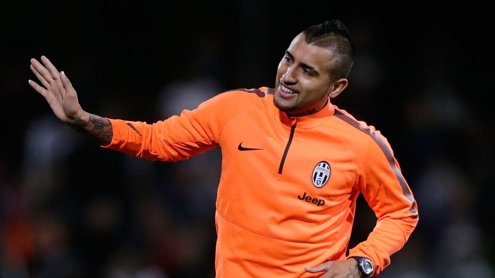 Juventus: gira tutto male, si ferma anche Vidal