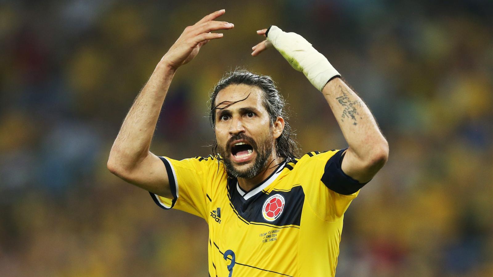 Calciomercato: ufficiale Yepes è del San Lorenzo
