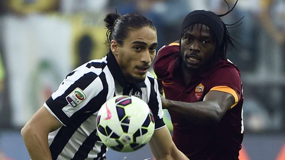 Juventus: maledizione per Caceres che resterà fermo ancora un mese