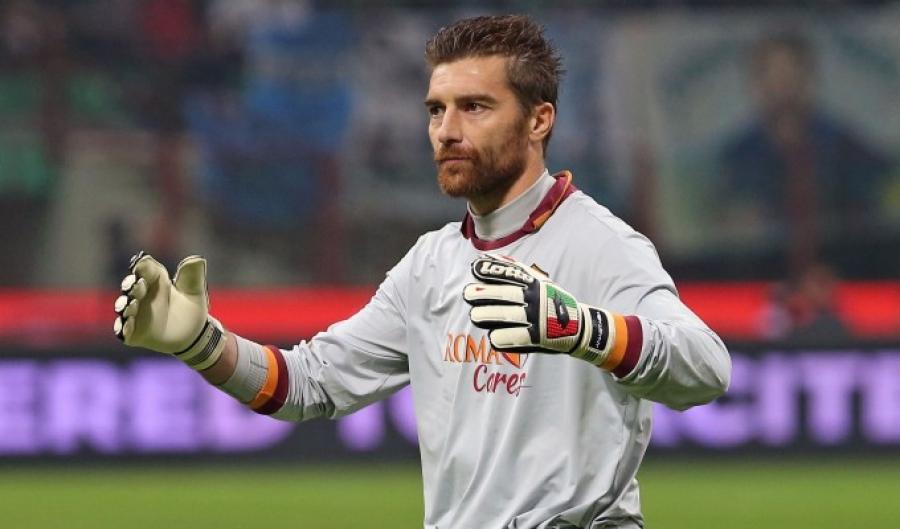 Roma: De Sanctis salterà il big match contro la Juventus